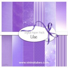 Lilac Paper Pack